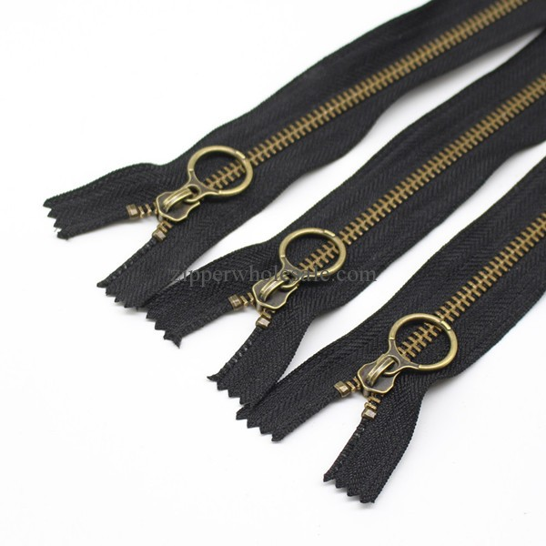 nylon zippers by the yard bulk