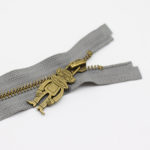 metal zippers sewing metal zips