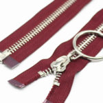 #5 metal separating zippers wholesale