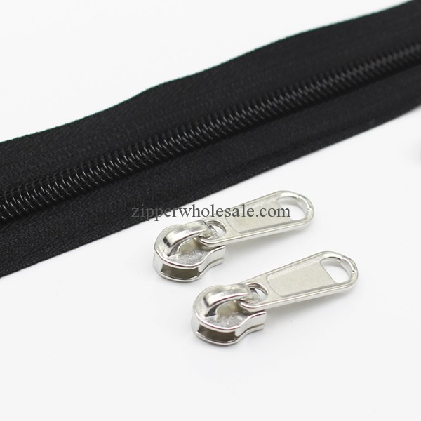 nylon zippers for sale